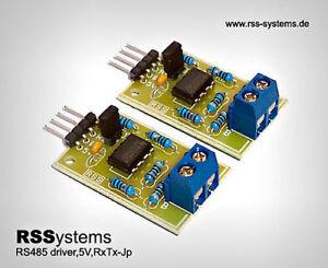 10pcs DIGITAL CONVERTER KIT /TTL TO RS485 SIGNALS, DUAL STATE,