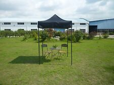 Canopy Ten 5 x 5 Commercial Fair Shelter Car Shelter Wedding Party Easy Pop Up