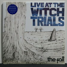 FALL 'Live At The Witch Trials' Vinyl LP NEW/SEALED