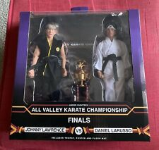 NECA Karate Kid Tournament (1984) (2-Pack) 8in (Clothed) Figures IN HAND