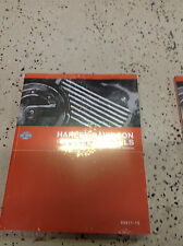 2015 Harley Davidson Street Models Service Shop Repair Workshop Manual Brand New