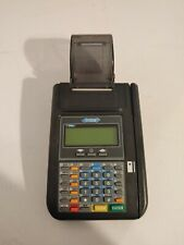 Hypercom T7Plus Credit Card Terminal with Built-in Printer & Power Supply