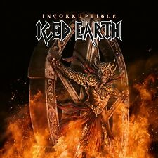 "ICED EARTH - INCORRUPTIBLE 2 VINYL LP (LTD.DELUXE TRANSP RED 10"")  + CD NEU"