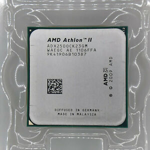 Processeur AMD ATHLON II X2 250 Socket AM3 3GHz L2 2M