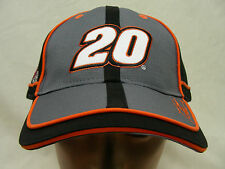 TONY STEWART - 20 - JOE GIBBS RACING - HOME DEPOT - NASCAR - BALL CAP HAT!