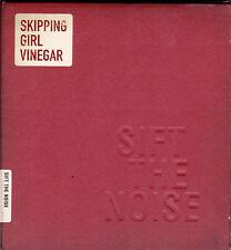 Skipping Girl Vinegar - Sift The Noise - CD (SFR SGV/01 2008)