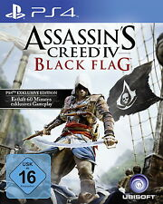 Assassin's Creed IV: Black Flag -- Bonus Edition (Sony PlayStation 4, 2013, DVD-