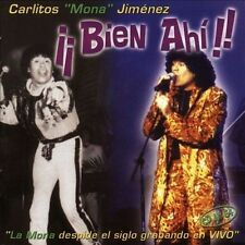 Jimenez Carlitos, Mona : Bien Ahi: En Vivo CD
