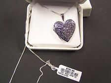 Sterling Silver  MOTHER - MOM Because of You - Locket with Inscriptions & Chain