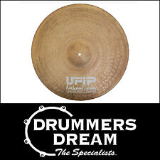 "Brand New UFIP Natural Series 20"" Heavy Ride Cymbal MASSIVE SAVINGS!!"