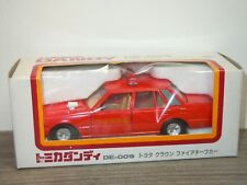 Toyota Crown Fire Car - Tomica Dandy DE-009 Japan 1:43 in Box *33934