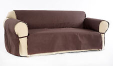 QUILTED PET COVER MICROFIBER SLIPCOVER  THROW DOG KIDS HEAVY PROTECTOR SOFA
