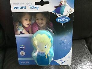 philips disney frozen flash light