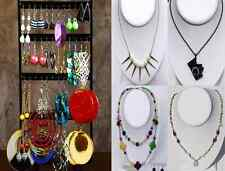 SALE!!!! 20 PIECE EARRING AND NECKLACE SET! BRAND NEW!!  BULK LOT WOMEN FASHION