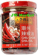 Lee Kum Kee Chiu Chow Style Chili Oil 7.2 oz (205 g)