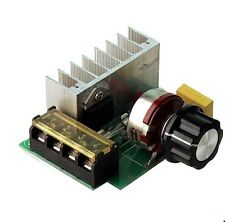 PWM-Drehzahlregler 4000 Watt, 220V/AC Motor Speed Controller 1St.