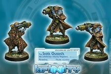 Infinity BNIB Ariadna - The Scots Guards, 6th Caledonian Infantry Regiment (ML)