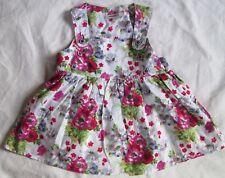 Magnifique robe à fleurs FILLE - KENZO - 8 ans - coton parfait état
