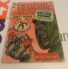 Fantastic Four #16 VG+ 1963 nice copy see scans NR