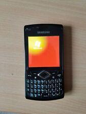 Samsung Omnia Pro GT-B7350 - Modern Black (Unlocked) Smartphone