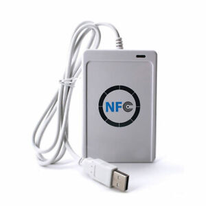 ACS ACR122U USB Kartenlesegerät Chip – NFC RFID Writer