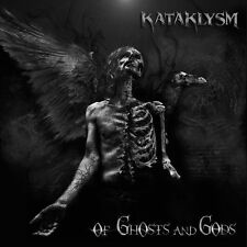 Of Ghosts and Gods KATAKLYSM CD LIMITED EDITION DIJIPACK( FREE SHIPPING)