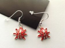 Rhinestone Animals & Insects Alloy Fashion Earrings