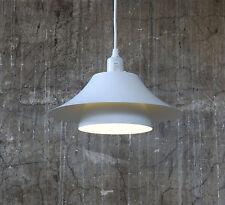 DANISH DESIGN PENDANT LAMP LAMPE PENDELLEUCHTE VINTAGE 70er 70s HORN