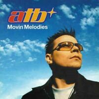 ATB movin melodies (2X CD, album) trance, breaks, euro house, downtempo, ambient