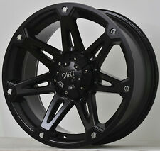 Dirt D53 9,5x20 5x120/139,7 Felgen für Vw Amarok Dodge Ram 1500 Neu Offroad
