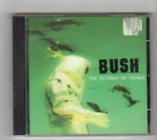 (HW536) Bush, The Science of Things - 1999 CD