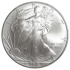 2010 $1 American Silver Eagle 1 oz Brilliant Uncirculated