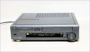 Used SONY WV-H4 Hi8 VHS Video Deck  good condition F/S