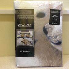 Polar Bears Double Duvet Set Casa Moda - Winter Theme