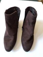 Dressbarn Women Casual Heel Bootie Boots Abbott  Sz 6.5