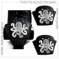 Leather Roller Skate Toe Guards Skate Parts &Tools Toe Caps Roller Skate Wheels
