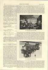 1915 Royce Trafford Park Puleggia Blocco Vaughan PARANCO e Transporter