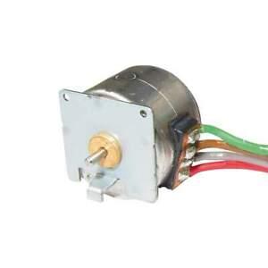 Micro motore passo-passo 20 passi-giro 4 fili bipolare bobine 15Ohm P5342
