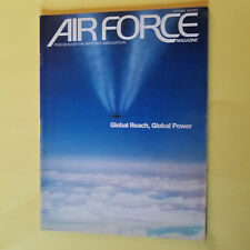AIRFORCE OCTOBER 1990 - SEE PHOTOS