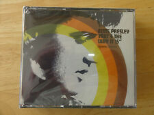 That's the Way It Is [Special Edition] [Box] by Elvis Presley (CD, Jul-2000, 3 D