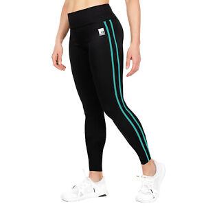 Ladies Sports Yoga Run Gym Workouts High Waist Long Pants Leggings for Womens
