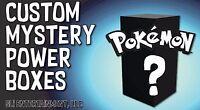 Custom Pokemon TCG Mystery Power Packs! 1:10 Pull Ratio on Vintage Packs!
