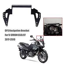 GPS Bracket Adapter Holder For SUZUKI V-Strom DL 650 XT 2017-2020 For Suzuki DL