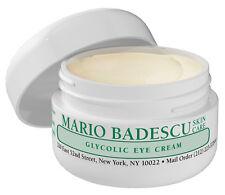 Mario Badescu Glycolic Eye Cream Skin Care for ALL Skin Types 1/2 oz