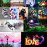 Full Drill 5D DIY Novelty Diamond Painting Embroidery Cross Stitch Kit Art Decor