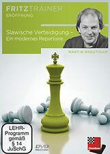 ChessBase Breutigam  Slawische Verteidigung Ein modernes Repertoire fritztrainer