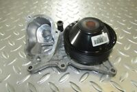 2013 BMW 330D XDrive F30/F31 N57D30A. Thermostat Housing + Water Pump 8507326