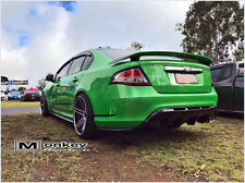 "FORD FG FALCON REAR BUMPER DIFFUSER WITH ""SINGLE"" EXHAUST OUTLET XR6/XT/G6/E"