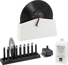 Knosti Disco Antistat MkII Record Cleaning Machine + FREE Exstatic Record Brush