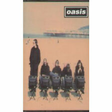 Oasis Single Music Cassettes